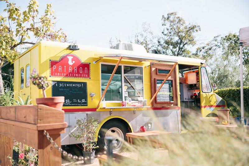 yellow-food-truck