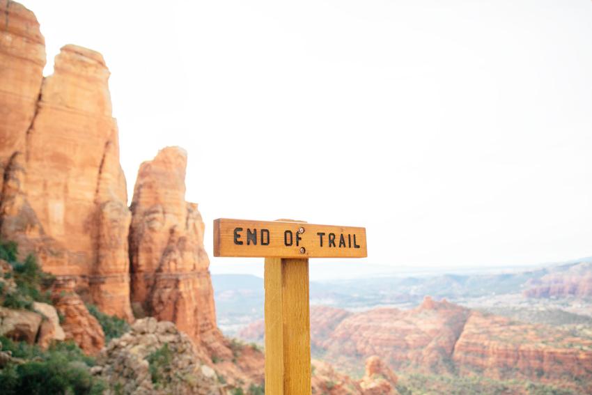 end-trail